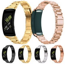 Stainless Steel Strap For Samsung Gear Fit 2 Pro Smart Bracelet Band Loop For Samsung Gear Fit 2 Wrist Loop Correa