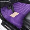 kokololee Custom car floor Foot mat For opel antara astra k zafira tourer Vectra car accessories auto foot mats|Floor Mats|   -
