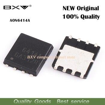 10pcs AON6414A AON6414 AO6414A 6414A 30V 50A QFN new original laptop chip free shipping - discount item  13% OFF Active Components