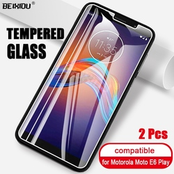 На Алиэкспресс купить стекло для смартфона 2 pcs full tempered glass for motorola moto e6 play screen protector tempered glass for motorola moto e6 play protective film