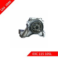 High quality new Oil Pump  for POLO 1.6  OEM:  03C115105L  03C115105AB  03C115105AD