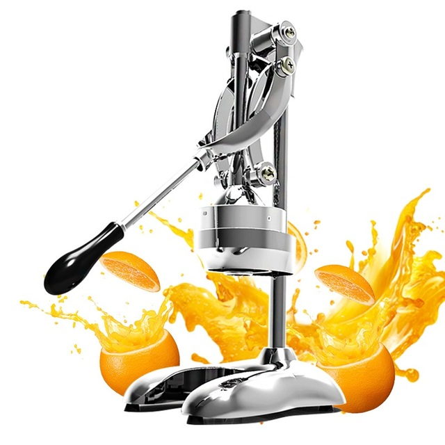 WantJoin Stainless Steel press juicer Lemon Oranges queezer Commercial Pomegranate Fruit Juice Extractor Press juicer maker home 1