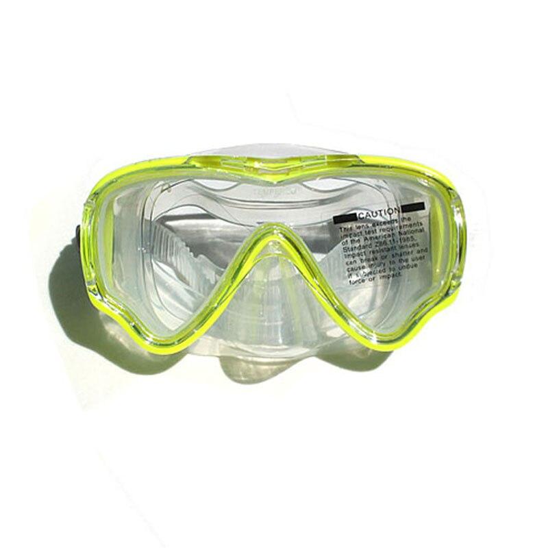 Купальные очки ming для дайвинга, маска для детей, набор подводных дыхательных трубок для подводного плавания, ремень для подводного