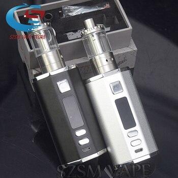 200W box mod kit with Tauren RTA 50w-200w with 4400mah 2 build-in batteries Vaper Tank electronic cigarette vapor Vape kit gbtiger with 2 batteries