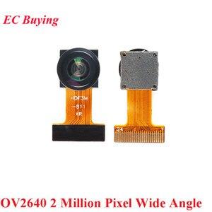 Image 4 - מיני OV7670 OV2640 OV5640 AF מצלמה מודול CMOS תמונה חיישן מודול 2 מיליון 500W פיקסל רחב זווית מצלמה צג Identificatio