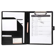 Folder A5 Office-Supplies Clipboard A4 The Contract Plan Imitation Meeting-Minutes