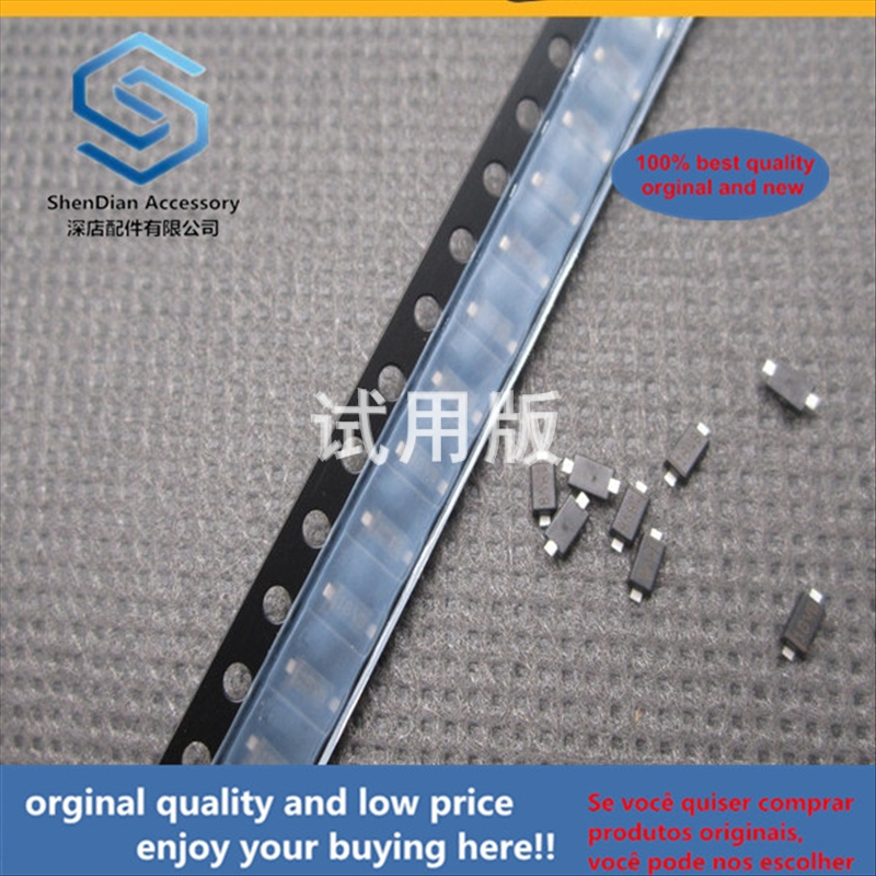 50pcs 100% Orginal New Best Quality Zener Diode BZT52-B18 18V SOD-123 2% Accuracy 410mW BZT52C18
