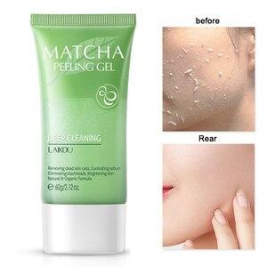 Deep Exfoliating Peeling Gel Facial Scrub Moisturizing Whitening Nourishing Repair Scrubs Face And Body Skin Care Cream TSLM1