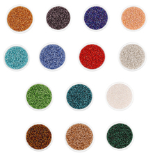 1800Pcs/Lot 2mm Czech Cylindrical Glass Beads For Craft DIY Glass Bugle Seed Beads For Embroidery Jewelry Garment Accessories 1020pcs lot 2mm czech cylindrical glass tube bugle beads diy bracelet necklace loose beads for jewelry making accessories