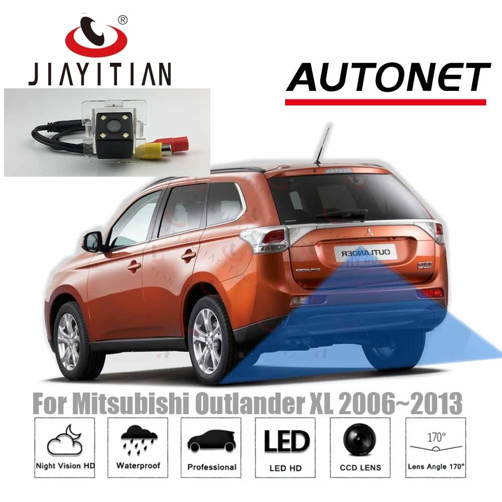 JIAYITIAN Rear View Camera For Mitsubishi Outlander XL2006~2013/CCD/Night Vision/Reverse Hole/Reverse Camera/Backup Camera/