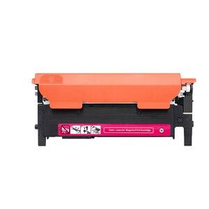 Image 4 - CLT406S CLT K406S CLT406S 406 406S compatible toner Cartridge for Samsung SL C460W SL C460FW SL C463W C460W C460FW C463W Printer