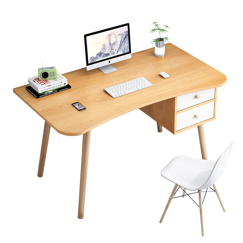Computer Desk Desktop Nordic Simple Desk Writing Desk Simple Home Student Desk Single Bedroom Small Table