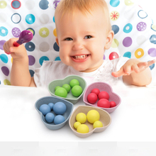 Candy Wood Children Math Toy Early Educational Toy Clip Beads Multi-functional Practice With Chopsticks learning Toy Montessori wood calculation beads developmental toy