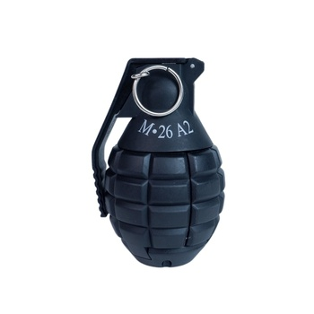 CS Eat Chicken Tactical Hunting Water Bomb Mine Grenade Burst Toy Gun Outdoor Water Bomb Mine Sound And Light Grenade COS 5