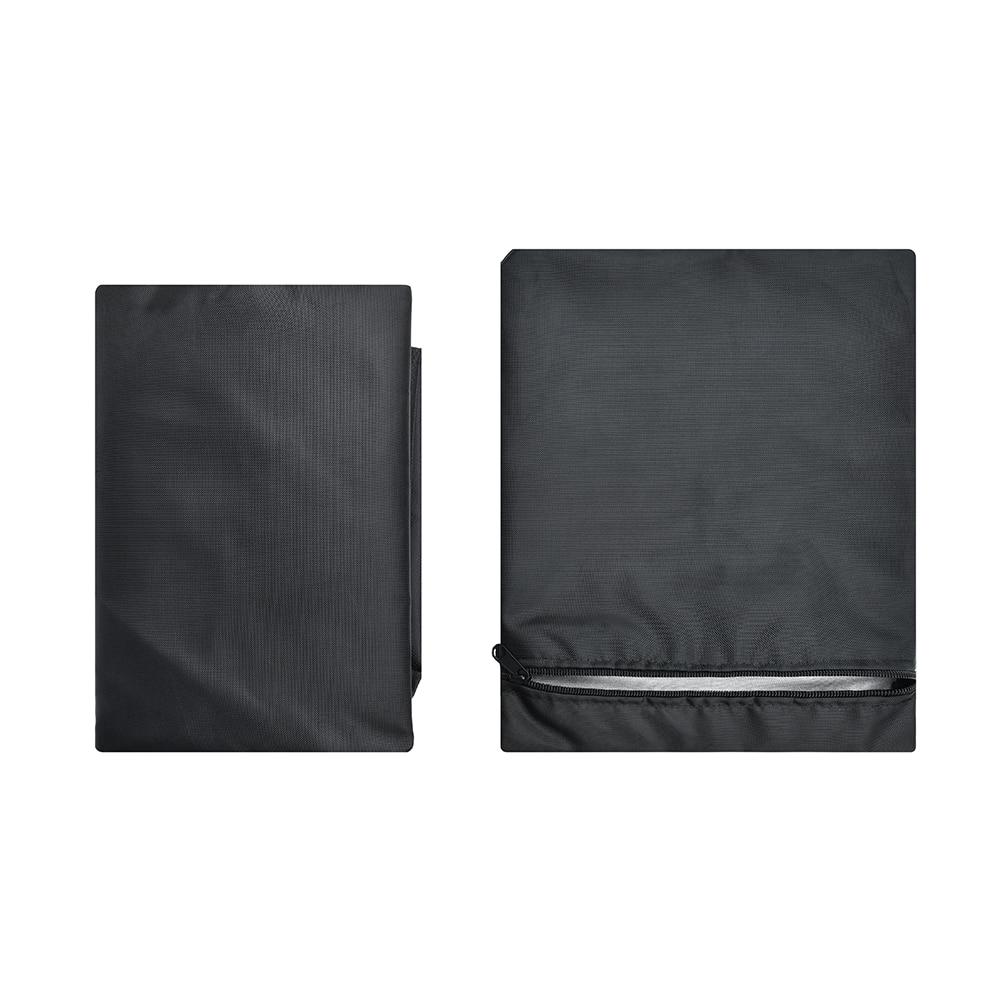impermeável anti-uv pátio swing cobertura superior portátil