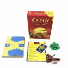 Catan Board Game:  5-6 Player Extension pack family party game Entertainment board card