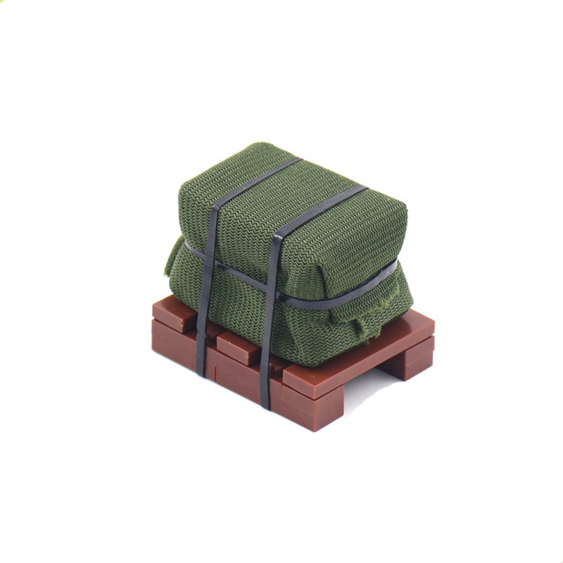 DIY Bricks For Friends Toys Building-Blocks Military-Weapon Children-Accessories Compatible