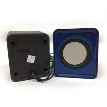 2021 New  Wired Mini Speakers USB 2.0 for Laptop PC MP3 Multimedia Speaker Random Color