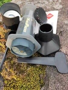 Image 5 - Портативная кофеварка для эспрессо, Перколятор из нержавеющей стали многоразовый