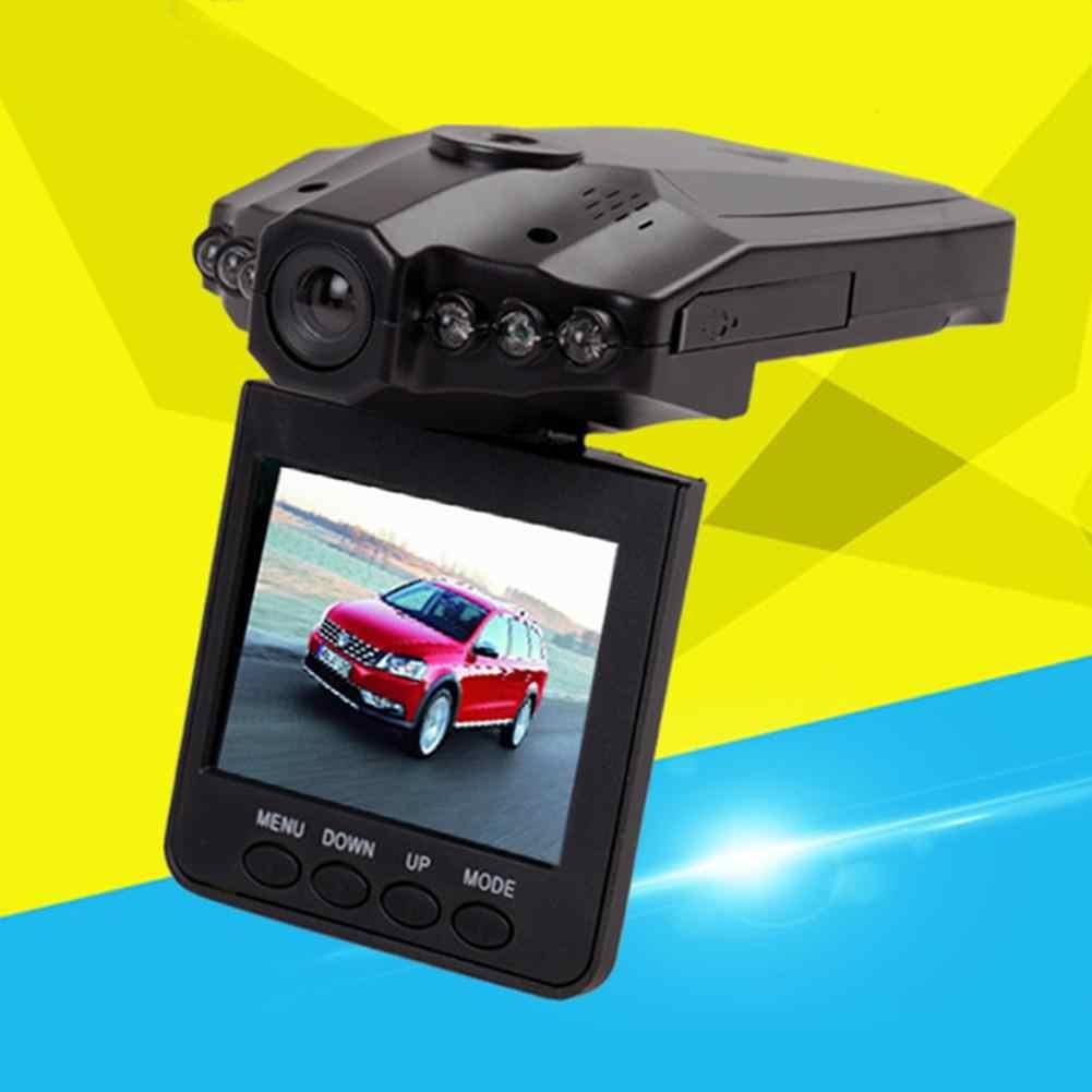 """داش كام 2.4 """"HD 1080P جهاز تسجيل فيديو رقمي للسيارات مسجل قيادة الطائرات رئيس الأشعة تحت الحمراء للرؤية الليلية واسعة زاوية مسجل تسجيل الاستشعار"""