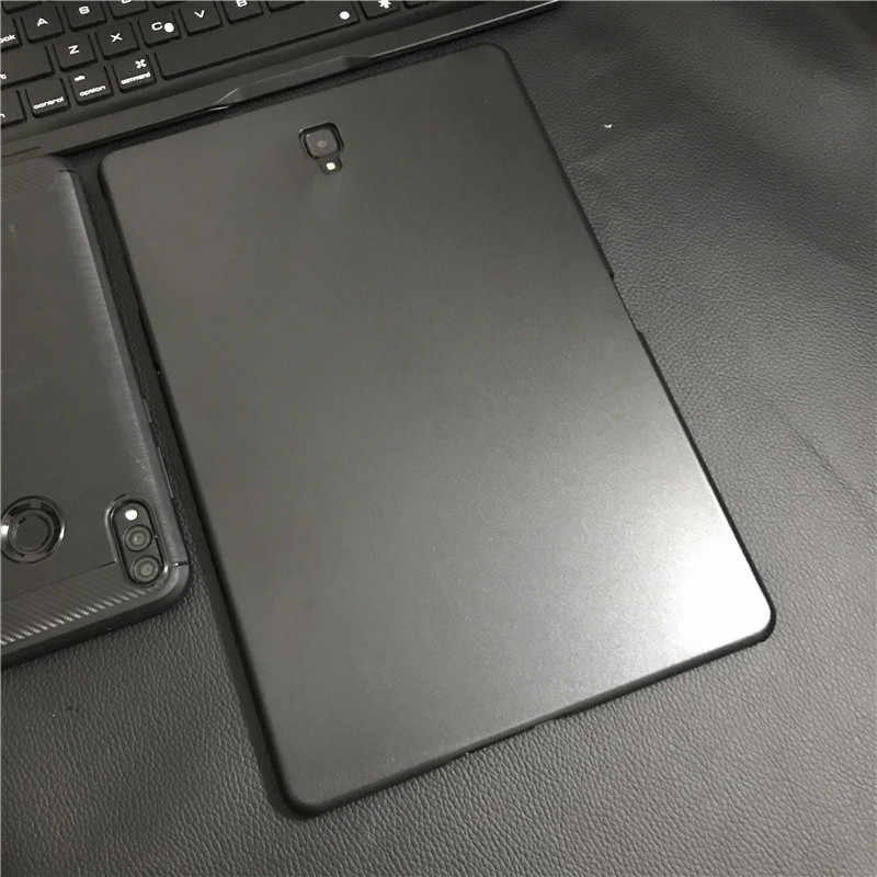 Matte Back Cover Case For Samsung Galaxy Tab S4 10.5 SM-T830 SM-T835 10.5 inch Tablet Protective Shell_Hard&Slim