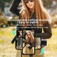 Cardan handheld estabilizado de 3 eixos para o estabilizador inteligente do telefone|Estabilizadores| |  -