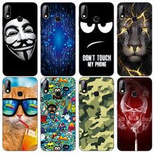GUCOON Fashion Phone Case for Oukitel Y4800 6.3inch Soft Silicone Rubber Shell B