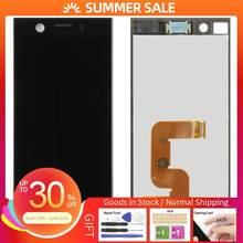 "4.6"" Original LCD for SONY Xperia XZ1 Compact Display Touch Screen Replacement for SONY Xperia XZ1 Compact Mini LCD G8441 G8442(China)"