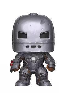Image 2 - POP IRON MAN 338 # Mark I Studios kolekcja figurek winylowych zabawki modele
