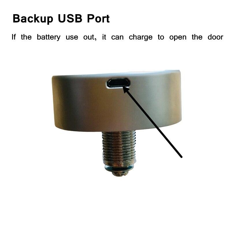 Smart Fingerprint Cabinet Door Lock 10