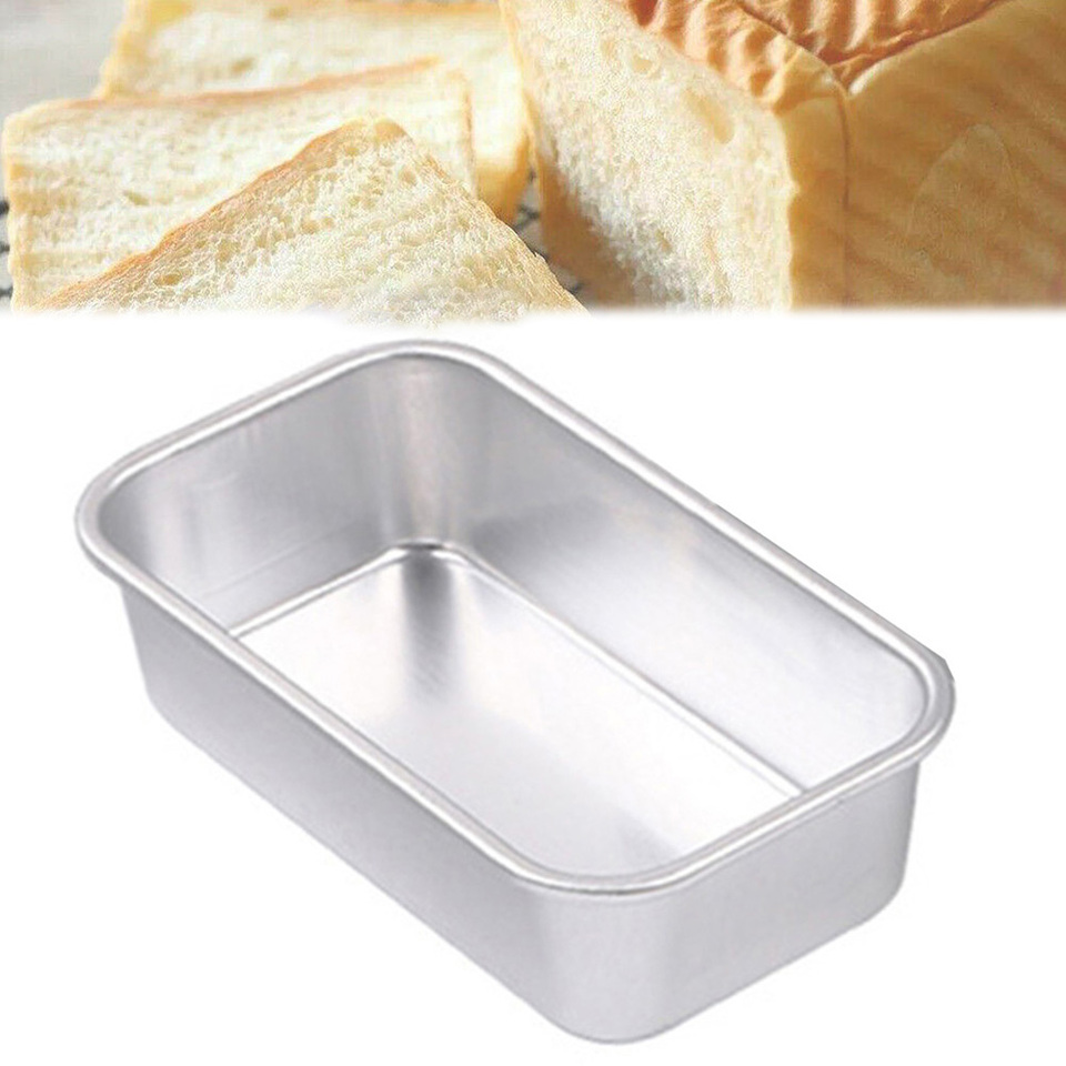 Large Non Stick Pan Loaf Bakeware Bread Cake Baking Bake Cookware Tin Tray 450g
