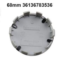 4pcs 68mm 36136783536 Car Wheel Hub Center Caps Rims Emblem Covers For BMW E90 F10 F30 E60 E92 X1 X3 X4 X5 E61 E93 E63 F01