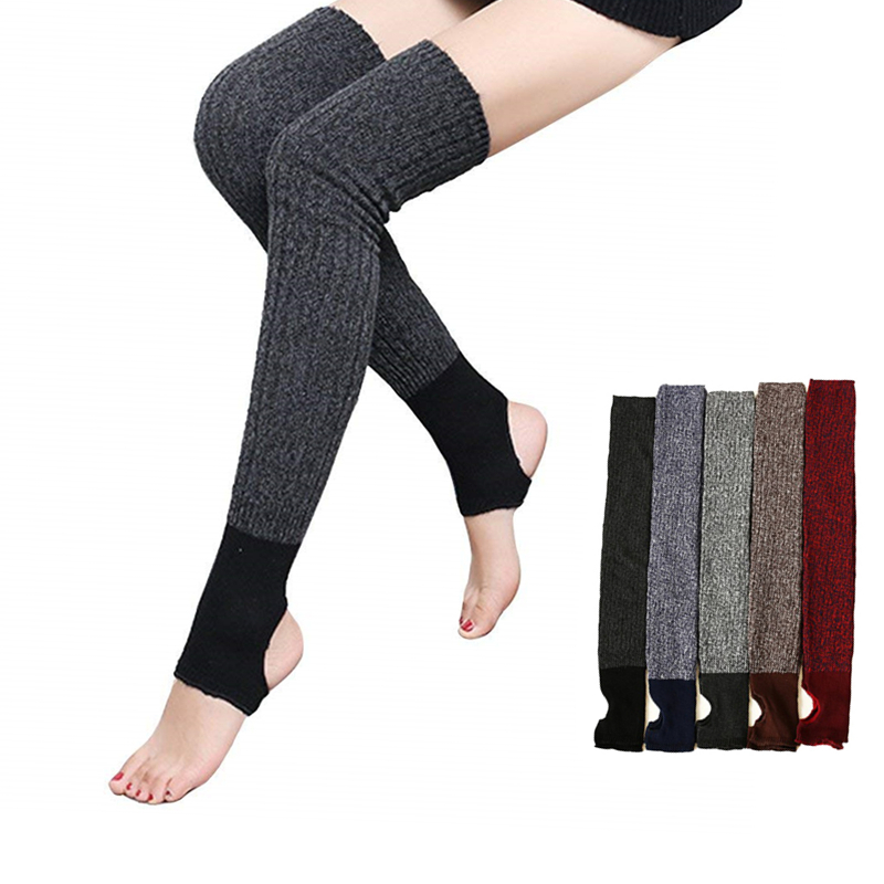 Women Acrylic Yoga Socks Non slip Warm Latin Socks Deodorant Breathable Sweat Absorbent for Indoor Ballet Pilates Daily Wearing|yoga socks|socks yogasocks for yoga - AliExpress