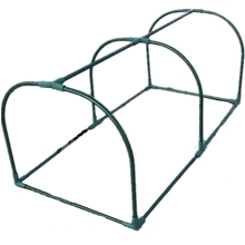 Movable Steel Frame Outdoor Plant Cover Zipper Garden Greenhouse Warm Garden Home Plant Greenhouse Cover