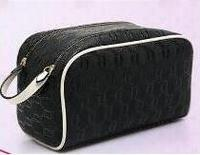 Hot selling !!! new fashion Genuine leather good quality make up bag speedy bag, FREE SHIPPING