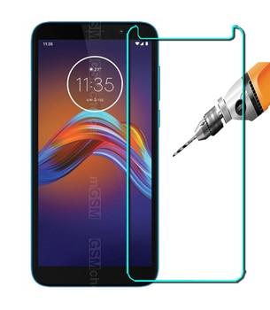 Перейти на Алиэкспресс и купить Взрывозащищенное Закаленное стекло для MOTOROLA MOTO E6 E 6 PLAY 9H защитный чехол для экрана пленка для телефона