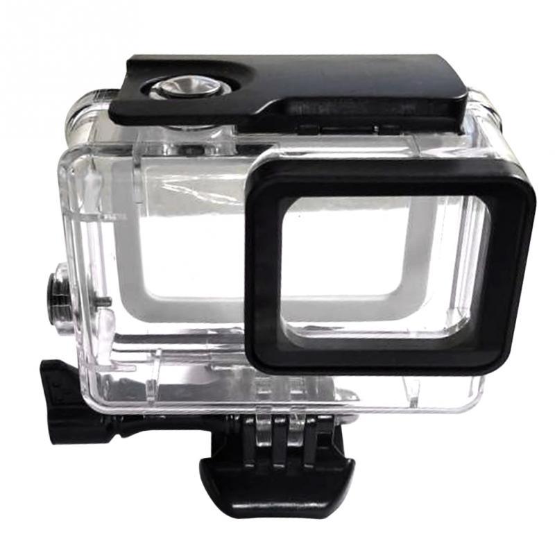40M Underwater Waterproof Case For GoPro Hero 7 6 5 Black 4 Camera Diving Housing Mount Accessory Waterproof Case For GoPro