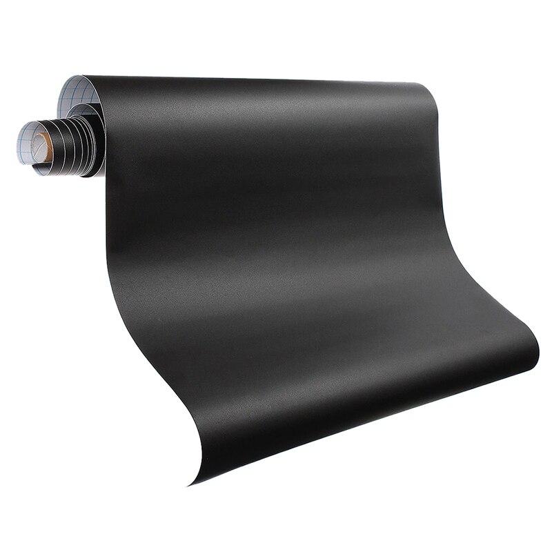 200x60cm Removable Chalkboard Vinyl Wall Sticker Chalkboard Decal Peel Stick