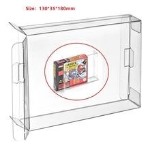 Case-Sleeve Cartridge-Box Cib-Protector Ruitroliker Games Clear for SNES Us-Version/sfc