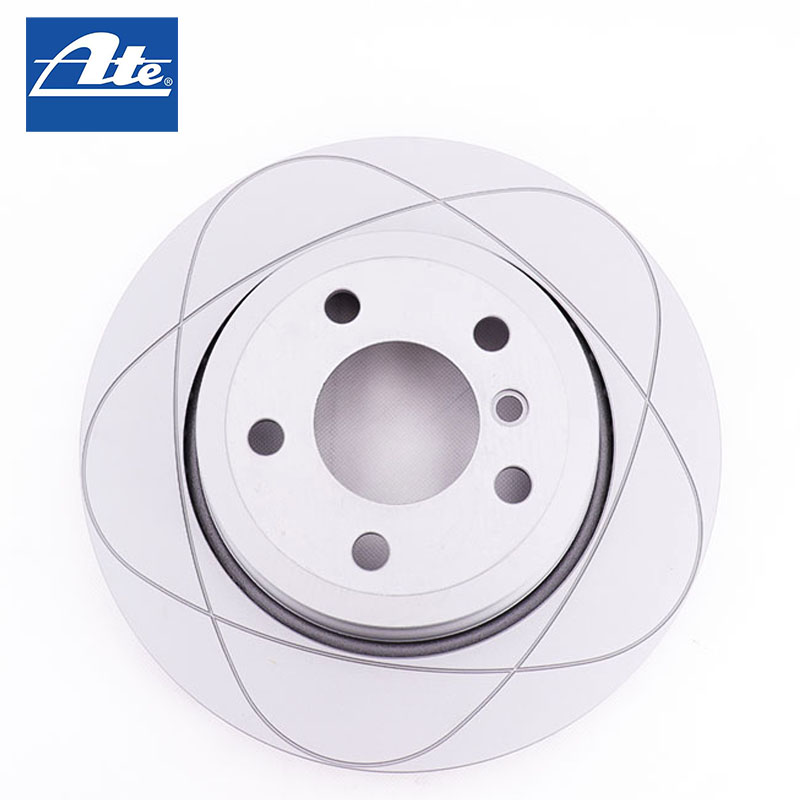 brake disc rear for Mercedes-Benz <font><b>E55</b></font> <font><b>AMG</b></font> K (<font><b>W211</b></font>) 5.5 2002/10-2008/12 1pcs/package 2114231012/2114231112 image