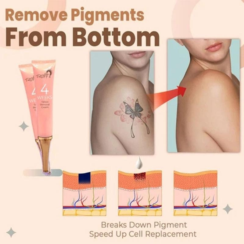 TatOFF 4 Weeks Tattoo Removal Cream 1