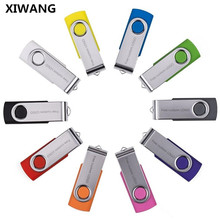 цены High Speed Cle Usb 2.0 64GB Pen Drive USB Flash Drive 128GB Pendrive 64GB 32GB 16GB 8GB Flash memoria Usb Stick Free Custom LOGO
