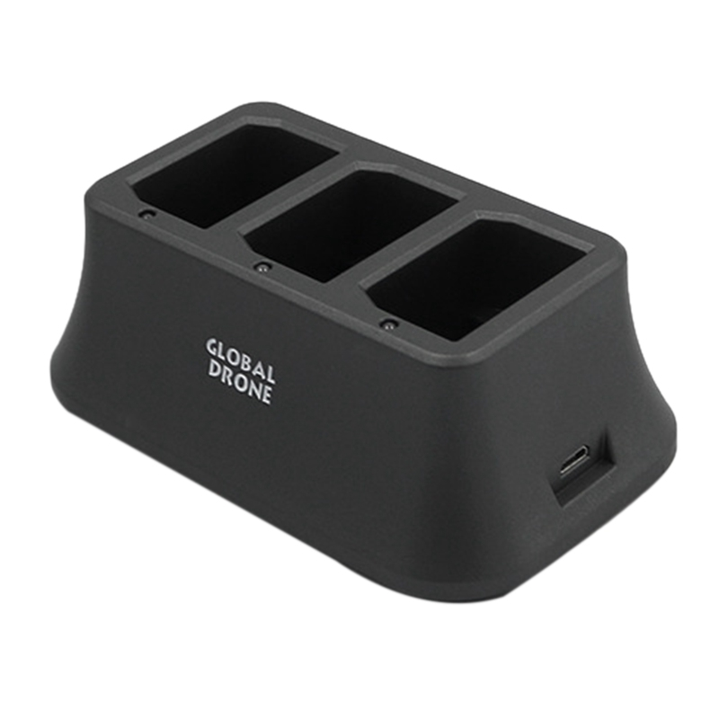 for Drone <font><b>GW106</b></font> X4 Drone Battery Multi Charger,One in Three Charger image