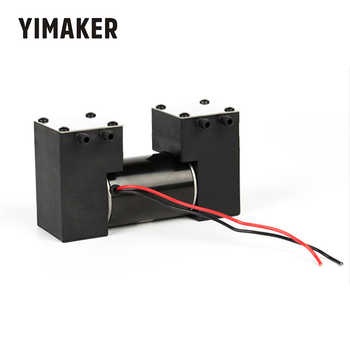YIMAKER DC 12V  Micro Vacuum Pump High Negative Pressure Silent Electric Suction Pump For Medical beauty Scraping Cupping - DISCOUNT ITEM  19% OFF All Category