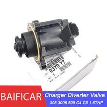 Baificar подлинное рециркуляционное зарядное устройство переключающий вентиль 037977 для Peugeot 207 308 3008 508 5008 RCZ Citroen C4 C5