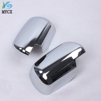 ABS Plated 2005 2006 2007 2008 2009 2010-2012 For Suzuki VITARA Mirror Cover Reversing Mirror Decorative Cover Sequins 2PCS
