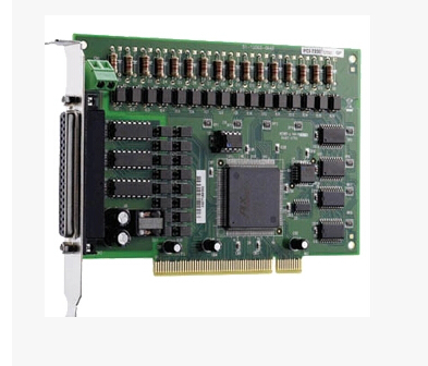 PCI-7230 Data Acquisition Card, 32-channel Isolated DIO Card, Imported, Yellow Resistor