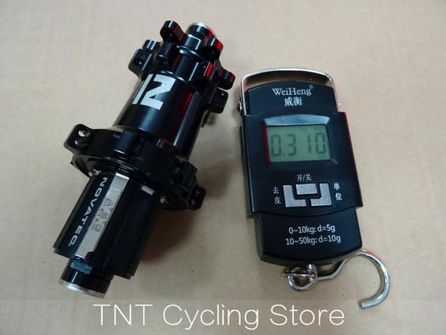 Novatec XDS641 XDS642SB  4in1 MTB Disc Straight pull Hub Set Front 100 110 15 Rear 142 148 12MM BOOST XD 9 10 11 12S