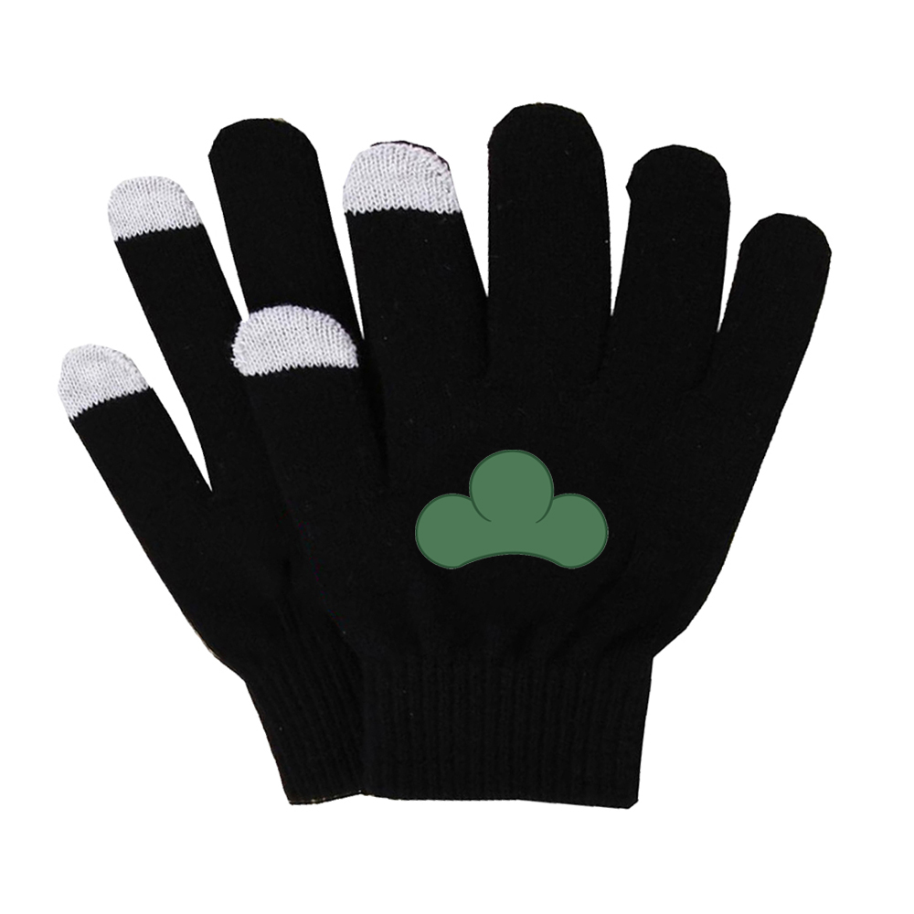 Anime Osomatsu-san Gloves Unisex Finger Cotton Warm Gloves Mobile Phone Pad Touch Screen Gloves finger gloves