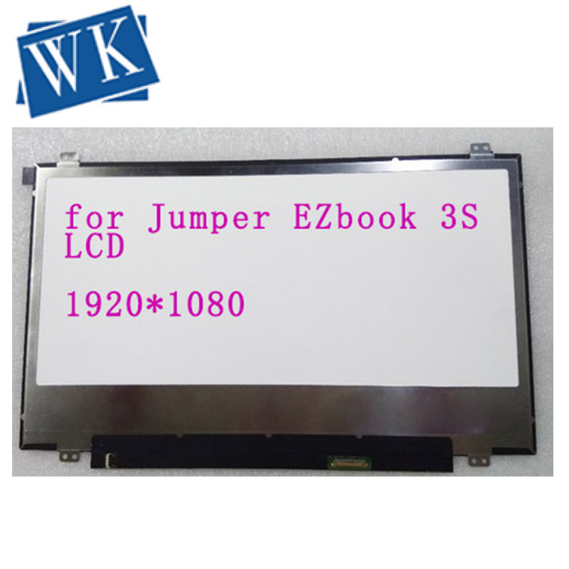 """NV140FHM-N3B 14/"""" FHD IPS LED LCD Screen 1080P Replacement Display New"""